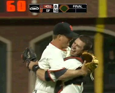 Matt-Cain with catcher perfect.JPG